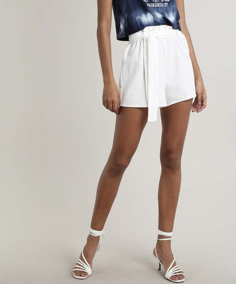 Short-Feminino-Clochard-Texturizado--Off-White-9630033-Off_White_1
