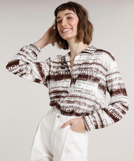 Camisa-Feminina-Mindset-Estampada-Tie-Dye-Manga-Longa-Off-White-9784540-Off_White_1