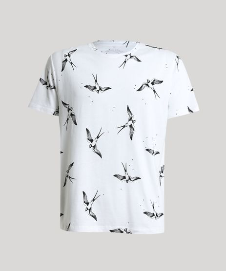 Camiseta-Masculina-Estampada-Passaros-Manga-Curta-Gola-Careca-Off-White-9597335-Off_White_1