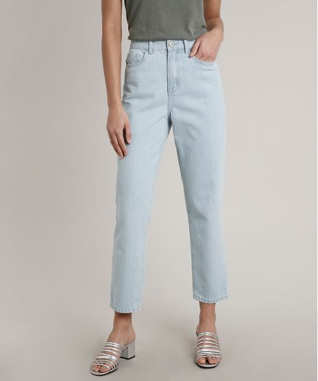 Calca-Jeans-Feminina-Mindset-Reta-Azul-Claro-9773879-Azul_Claro_1