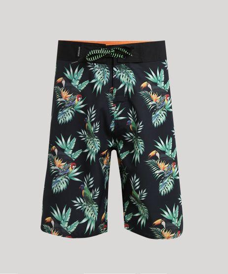 Bermuda-Surf-Masculina-Estampada-Tropical-Preto-9723362-Preto_1