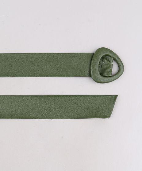 Cinto-Feminino-com-Fivela-Triangular-verde-9641043-Verde_1