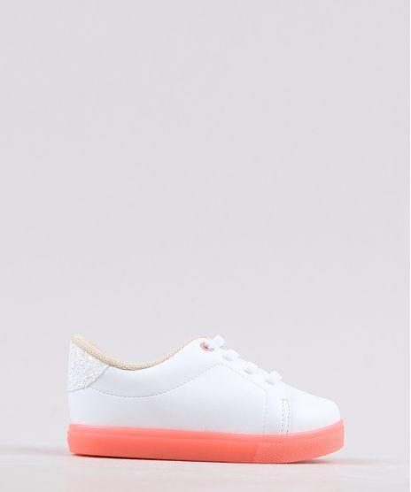 Tenis-Infantil-Molekinha-com-Recorte-em-Glitter-Branco-9756129-Branco_1