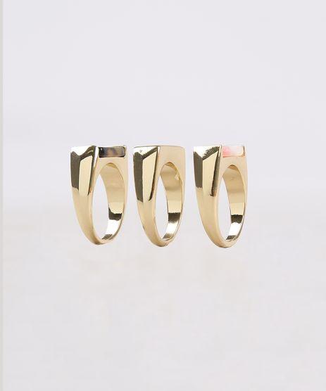 Kit-de-3-Aneis-Femininos-com-Pedra-Dourado-9650237-Dourado_1