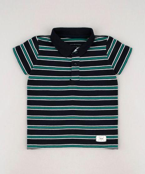 Polo-Infantil-Masculina-Listrada-em-Piquet-Azul-Marinho-9621073-Azul_Marinho_1