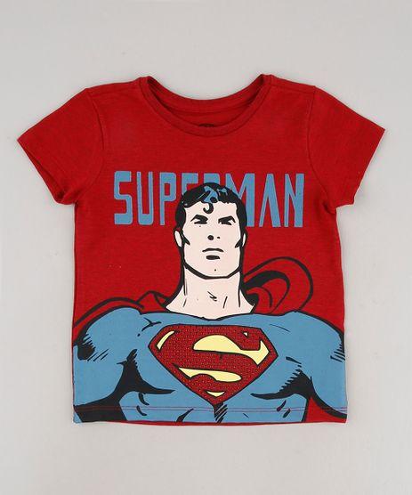 Camiseta-Infantil-Super-Homem-Manga-Curta-Vermelho-9623326-Vermelho_1
