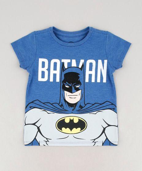 Camiseta-Infantil-Batman-Manga-Curta-Azul-9623328-Azul_1