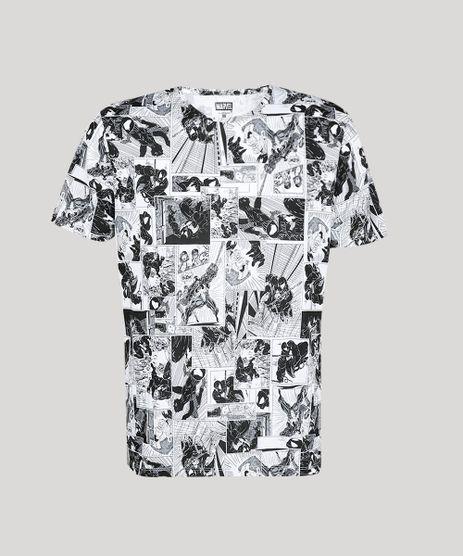 Camiseta-Masculina-Venom-Estampada-Quadrinhos-Manga-Curta-Gola-Careca--Off-White-9597341-Off_White_1