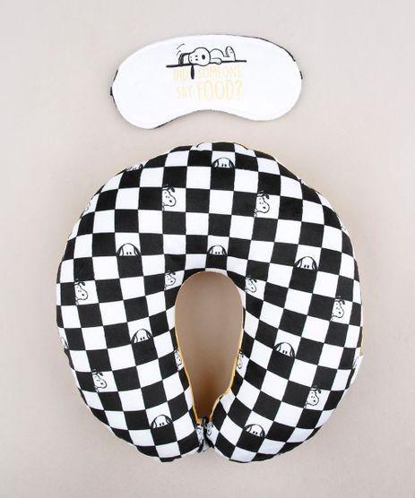 Kit-de-Apoio-de-Pescoco-Estampado-Snoopy---Tapa-Olho-Branco-9642327-Branco_1