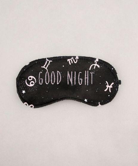 Tapa-Olho--Good-Night--Estampado-com-Signos-Preto-9642332-Preto_1