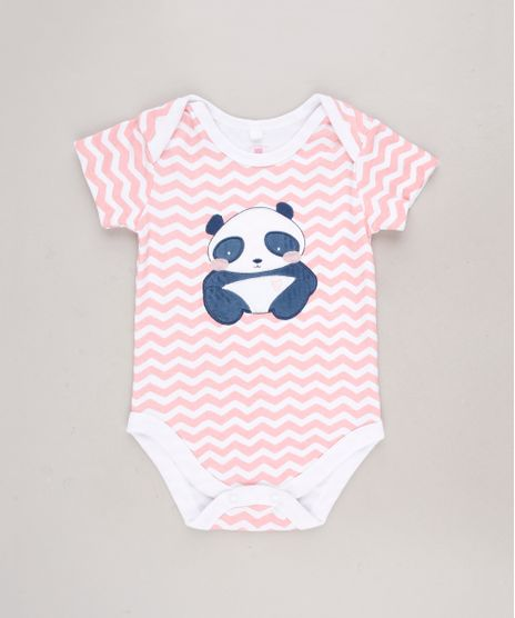 Body-Infantil-Panda-Estampado-Chevron-Manga-Curta--Rosa-9586898-Rosa_1