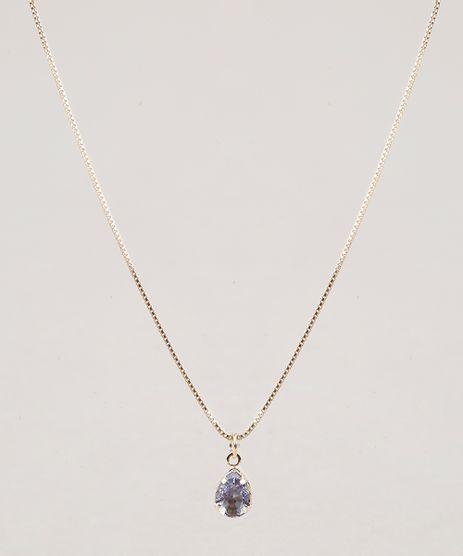 Colar-Feminino-Folheado-Troca-Pingentes-de-Pedra-Zirconia-Dourado-9662425-Dourado_1