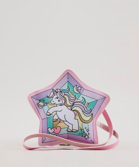 Bolsa-Infantil-Estrela-Unicornio-com-Brilho-Rosa-Claro-9664617-Rosa_Claro_1