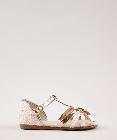 Sandalia-Infantil-Molekinha-Metalizada-com-Glitter-Rose-9707725-Rose_1