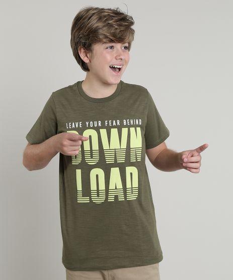 Camiseta-Infantil--Download--Manga-Curta-Verde-Oliva-9630899-Verde_Oliva_1