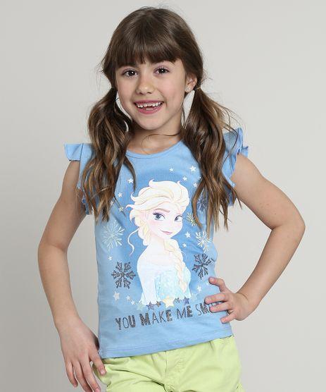 Blusa-Infantil-Elsa-Frozen-com-Babado-na-Manga-Azul-9657883-Azul_1