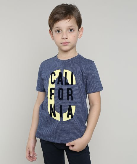 Camiseta-Infantil-Flame--California--Manga-Curta-Gola-Careca-Azul-Escuro-9388622-Azul_Escuro_1