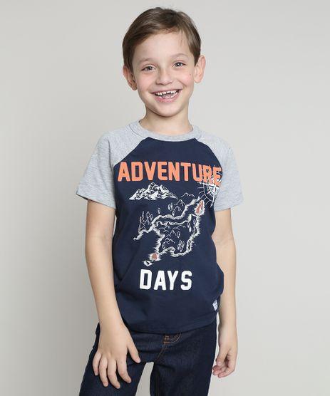 Camiseta-Infantil--Adventure--Mapa-Raglan-Manga-Curta-Azul-Marinho-9629776-Azul_Marinho_1