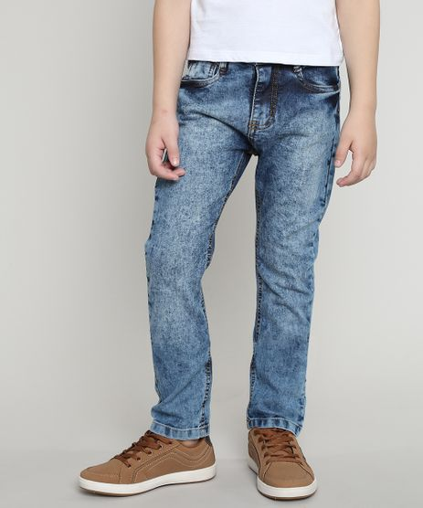 Calca-Jeans-Infantil-Skinny-com-Bolsos-Azul-Medio-9637828-Azul_Medio_1