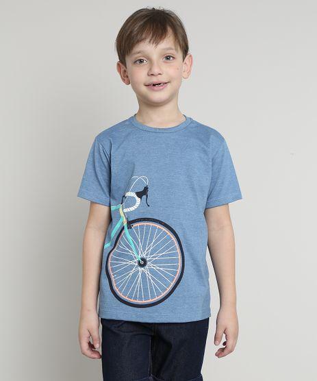 Camiseta-Infantil-Bicicleta-Manga-Curta--Azul-9660720-Azul_1