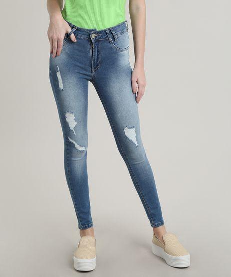 Calca-Jeans-Feminina-Sawary-Skinny-Destroyed-Azul-Claro-9740425-Azul_Claro_1