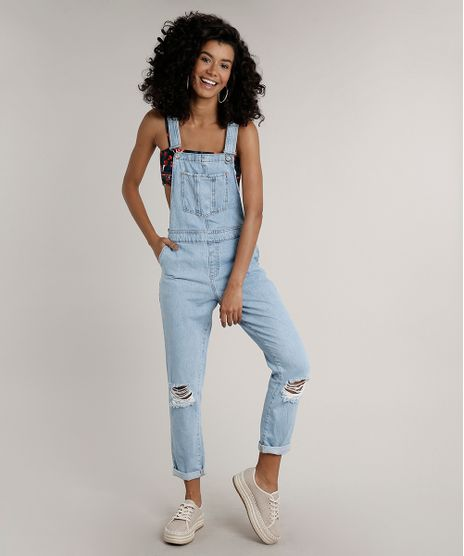 Macacao-Jeans-Feminino-Relaxed-Destroyed-Azul-Claro-9666374-Azul_Claro_2