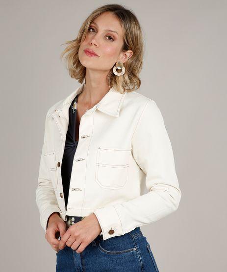 Jaqueta-de-Sarja-Feminina-Cropped-com-Bolsos-Off-White-9709658-Off_White_1