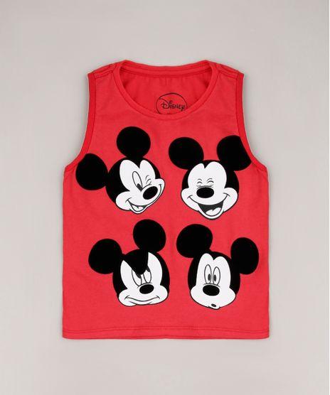 Regata-Infantil-Mickey-Gola-Careca-Vermelha-8620552-Vermelho_1