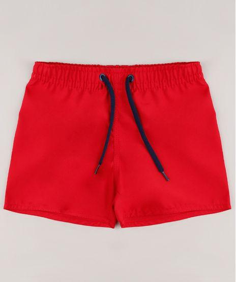 Bermuda-Surf-Infantil-Basica-com-Bolso-Vermelha-9655827-Vermelho_1