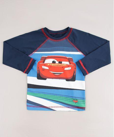 Camiseta-de-Praia-Infantil-Minnie-Raglan-Manga-Longa-Protecao-UV50--Azul-Marinho-9667731-Azul_Marinho_1