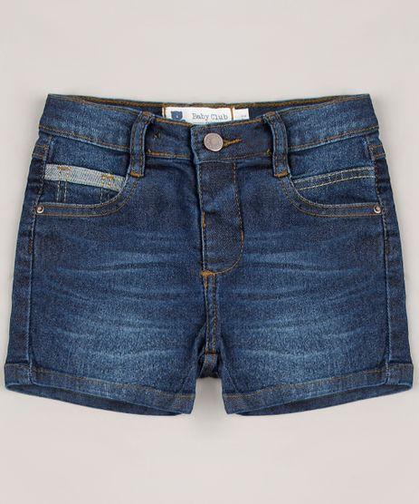 Short-Jeans-Infantil-com-Bolsos-Azul-Escuro-9676969-Azul_Escuro_1