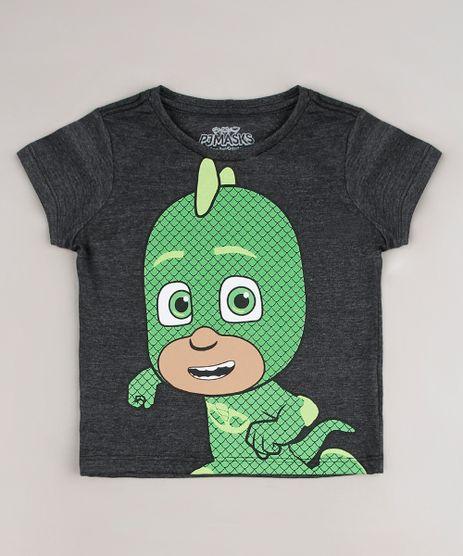 Camiseta-Infantil-Pj-Masks-Lagartixo-Manga-Curta--Cinza-Mescla-Escuro-9618751-Cinza_Mescla_Escuro_1