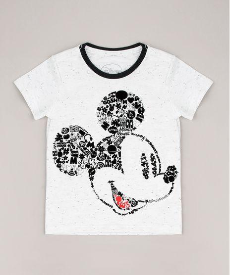 Camiseta-Infantil-Botone-Mickey-Manga-Curta-Off-White-9672265-Off_White_1