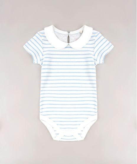 Body-Infantil-Estampado-Listrado-Manga-Curta--Branco-9570932-Branco_1