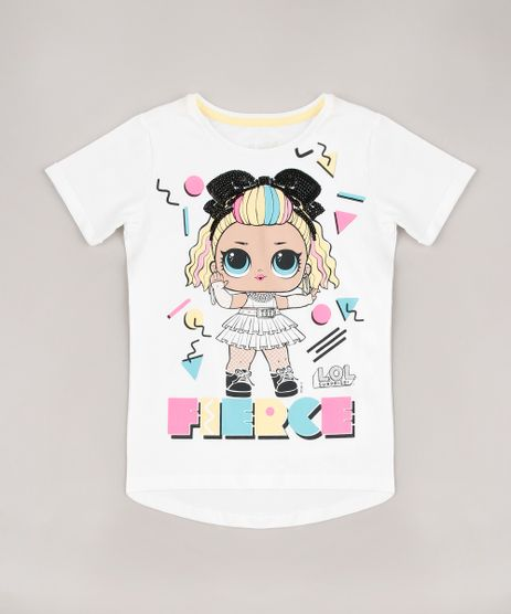 Blusa-Infantil-Lol-Surprise-com-Paete-Manga-Curta-Off-White-9654629-Off_White_1