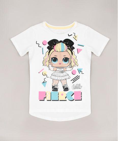 Blusa-Infantil-Lol-Surprise-com-Paete-Manga-Curta-Off-White-9654629-Off_White_1