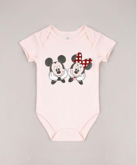 Body-Infantil-Mickey-e-Minnie-Manga-Curta-Rosa-Claro-9592718-Rosa_Claro_1