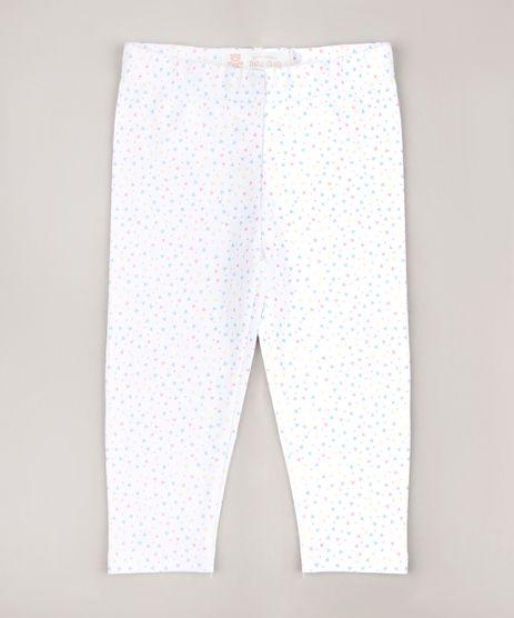 Calca-Legging-Infantil-Basica-Estampada-Geometrica-Branca-9602194-Branco_1