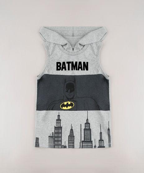 Regata-Infantil-Batman-com-Recorte-e-Capuz-Cinza-Mescla-9621629-Cinza_Mescla_1