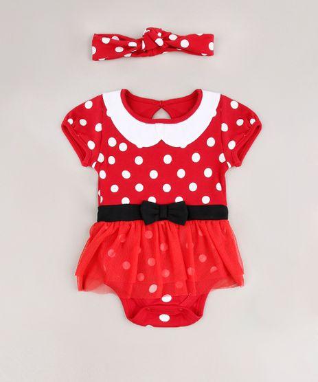 Body-Saia-Infantil-Minnie-com-Tule-Manga-Curta---Faixa-de-Cabelo--Vermelho-9678393-Vermelho_1