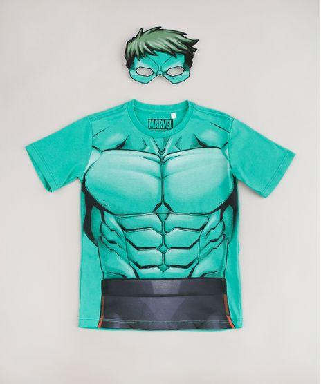 Camiseta-Infantil-Hulk-Manga-Curta---Mascara-Verde-9680518-Verde_1