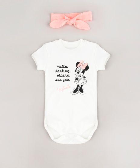 Body-Infantil-Minnie-Manga-Curta---Faixa-de-Cabelo-Off-White-9703055-Off_White_1