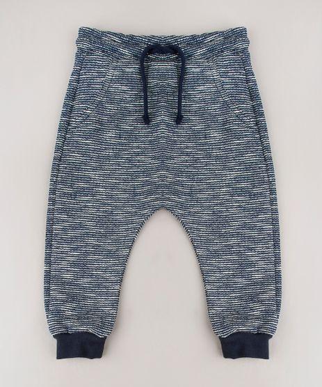 Calca-infantil-Jogger-em-Moletom-Flame-Azul-Marinho-9635841-Azul_Marinho_1