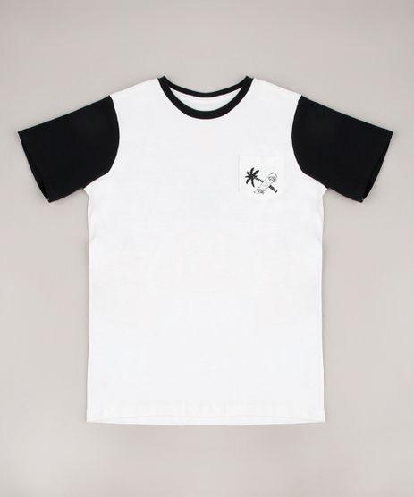 Camiseta-Infantil-com-Bolso-Skate-Manga-Curta-Gola-Careca-Branco-9674464-Branco_1