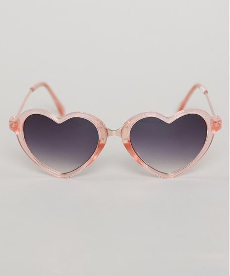 Oculos-de-Sol-Coracao-Infantil-Oneself-Rose-9789514-Rose_1