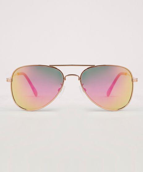 Oculos-de-Sol-Aviador-Unissex-Oneself-Amarelo-9789508-Amarelo_1
