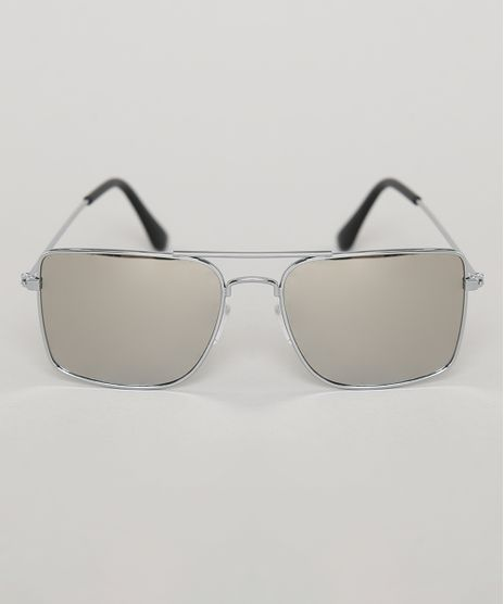 Oculos-de-Sol-Quadrado-Infantil-Oneself-Preateado-9789481-Preateado_1