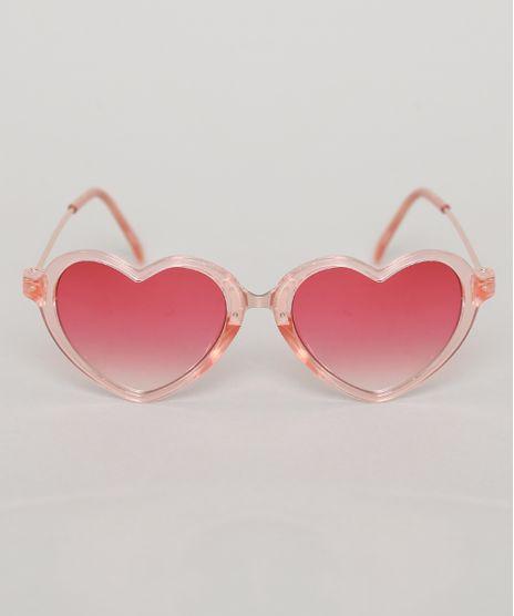 Oculos-de-Sol-Coracao-Infantil-Oneself-Rosa-9789466-Rosa_1