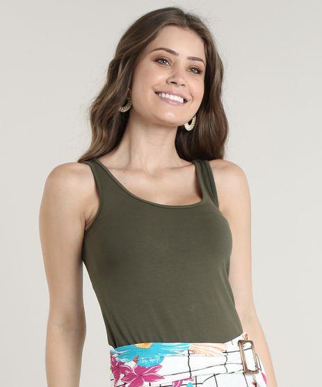 Regata-Feminina-Basica-Decote-Redondo-Verde-Militar-9647679-Verde_Militar_1