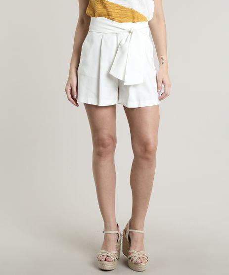 Short-Feminino-Midi-Alfaiatado-com-Faixa-e-Bolsos-Off-White-9647498-Off_White_1